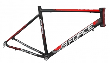 Force Taranis Road Racing Frame 28 black-red