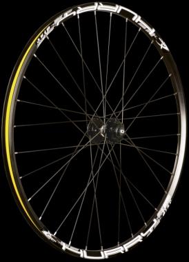 Remerx Hurry RX AL Disc Light MTB Laufradsatz Disc 6L schwarz 26