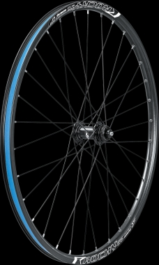 Remerx Rocky RX AL Disc Light XD MTB Wheelset Disc 6L black 26