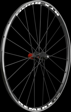 Remerx RTX RX AL Road Racing Wheelset black 28