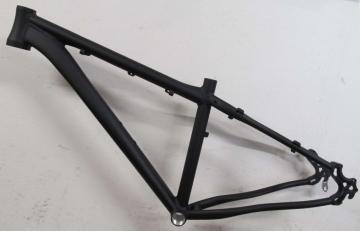 Heli-Bikes Comp 650b MTB Rahmen 27,5 schwarz matt 38cm