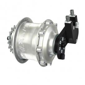 Rohloff Speedhub 500/14 CC EX OEM 8015 (68015) silber