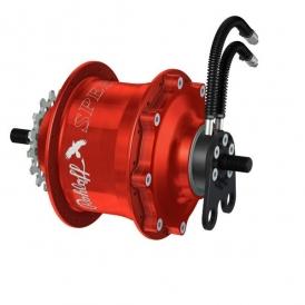 Rohloff Speedhub 500/14 TS 8041 (68041) rot