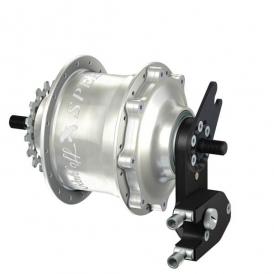 Rohloff Speedhub 500/14 TS EX OEM2 8055Z (68055Z) silber