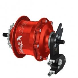 Rohloff Speedhub 500/14 TS EX OEM2 8056Z (68056Z) rot