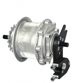 Rohloff Speedhub 500/14 TS DB OEM2 8065Z (68065Z) silber
