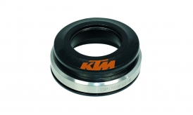 KTM Prime A-Head Steuersatz Tapered 1,5 schwarz 48mm 5mm IS52/40 IS42/28.6