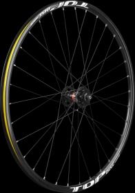 Remerx Top Disc RX AL Disc Heavy MTB Wheelset Disc 6L black 26