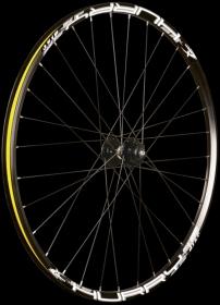 Remerx Hurry RX Disc MTB Laufradsatz Disc 6L schwarz 27,5