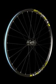 Remerx RX2027 RX AL Disc MTB Laufradsatz Disc 6L schwarz 27,5