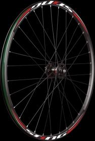 Remerx Sting RX AL Disc MTB Laufradsatz Disc 6L schwarz 27,5