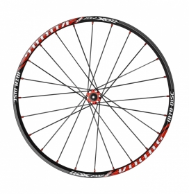 Remerx Viking New RX AL Disc MTB Laufradsatz Disc 6L schwarz 29