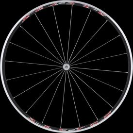 Remerx Alcyon RX AL Rennrad Laufradsatz schwarz 28