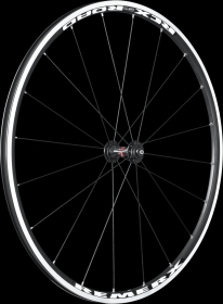 Remerx RCX RX AL Road Racing Wheelset black 28