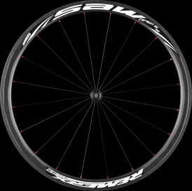 Remerx Saw 38 RX AL Rennrad Carbon Tubular Laufradsatz schwarz 28