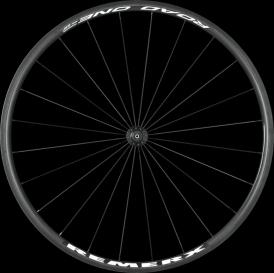 Remerx Road One RX AL Rennrad Carbon Tubular Laufradsatz schwarz 28