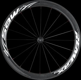 Remerx Saw 50 RX AL Rennrad Carbon Tubular Laufradsatz schwarz 28