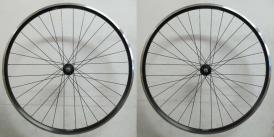 Shimano Deore Ryde Zac 2000 Laufradsatz schwarz 28