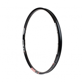Shimano DH-S501 Nabendynamo Deore NoTubes ZTR Flow MK3 Disc Laufradsatz schwarz MTB 27,5 QR-QR