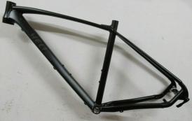 Heli-Bikes Pro 29 MTB Frame 29 black matt