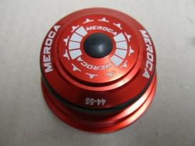 Meroca 44-55 Alu A-Head Steuersatz Tapered rot ZS55/40 ZS44/28.6