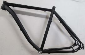 Heli-Bikes Comp 29 MTB Rahmen 29 schwarz matt 54cm