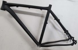 Heli-Bikes Comp 650b MTB Rahmen 27,5 schwarz matt 54cm